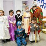 Le Carnaval à l'école-Le télégramme