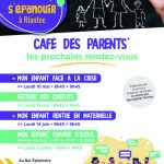 Les prochains rendez-vous : Café des parents